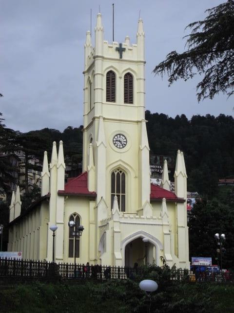 シムラの教会