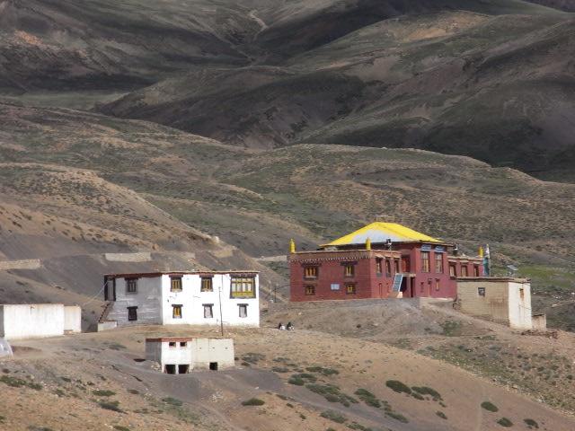 旧サキャ寺