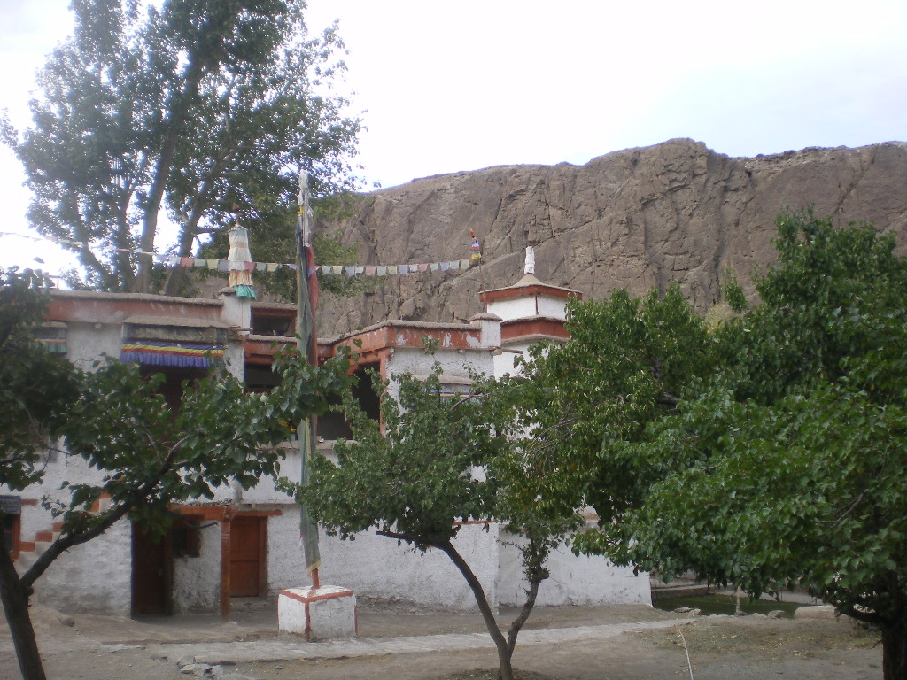 アルチ寺 外観