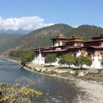 ブータン王室と縁の深いプナカ・ゾン