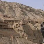 新疆最大の石窟寺院 キジル千仏洞(クチャ)