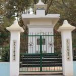インパール作戦の激戦地のひとつレッドヒルにある日本軍慰霊碑