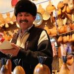 ようこそウズベキスタンへ
