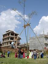 ネパールのお祭りについて