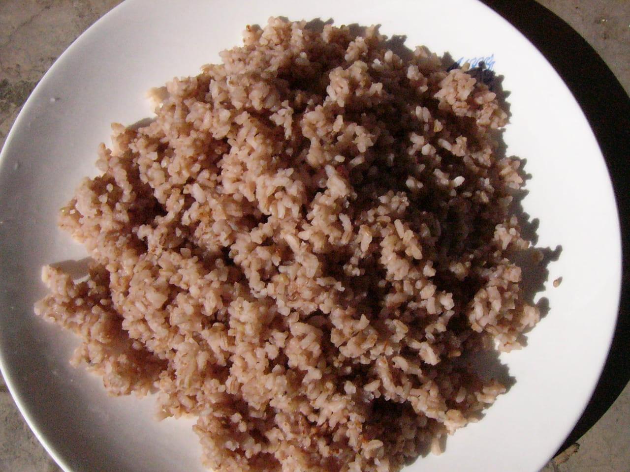赤米 チュンマップ