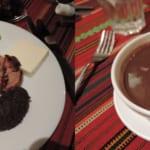 フリーホーレスを使ったグアテマラ料理