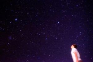 夜は星空も楽しめました
