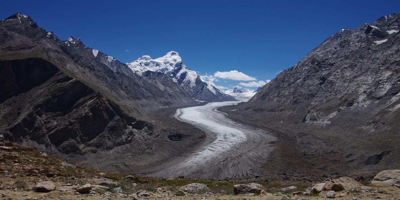 ダランドルン氷河