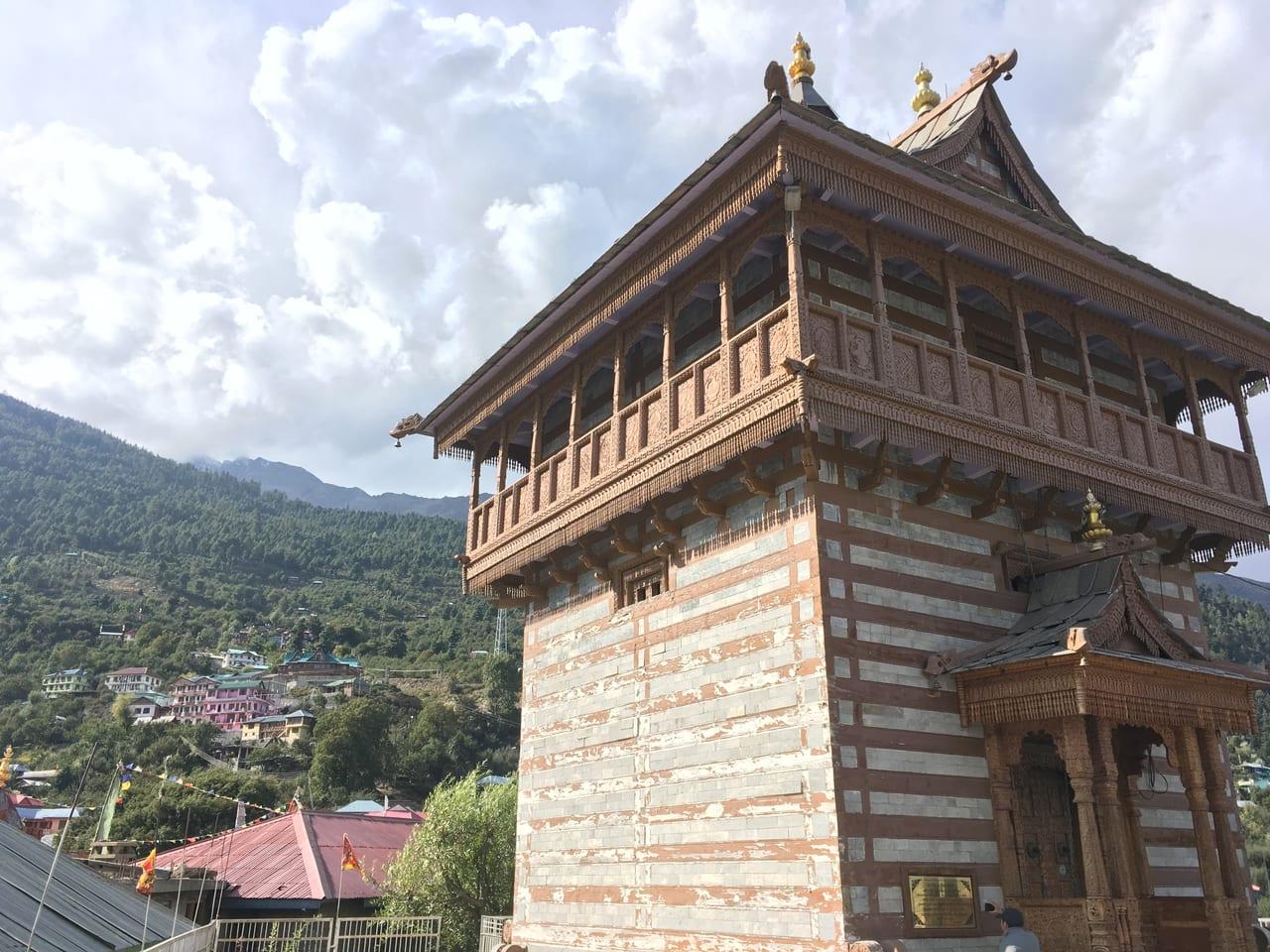 カルパのヒンドゥ寺院