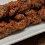羊肉の串焼き料理「カワップ」 柔らかで辛すぎない香辛料で病みつきになりそう