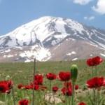 ダマーバンド山(イラン)