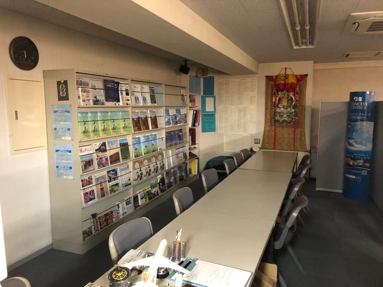 2020.4月初旬から時が止まった東京オフィス