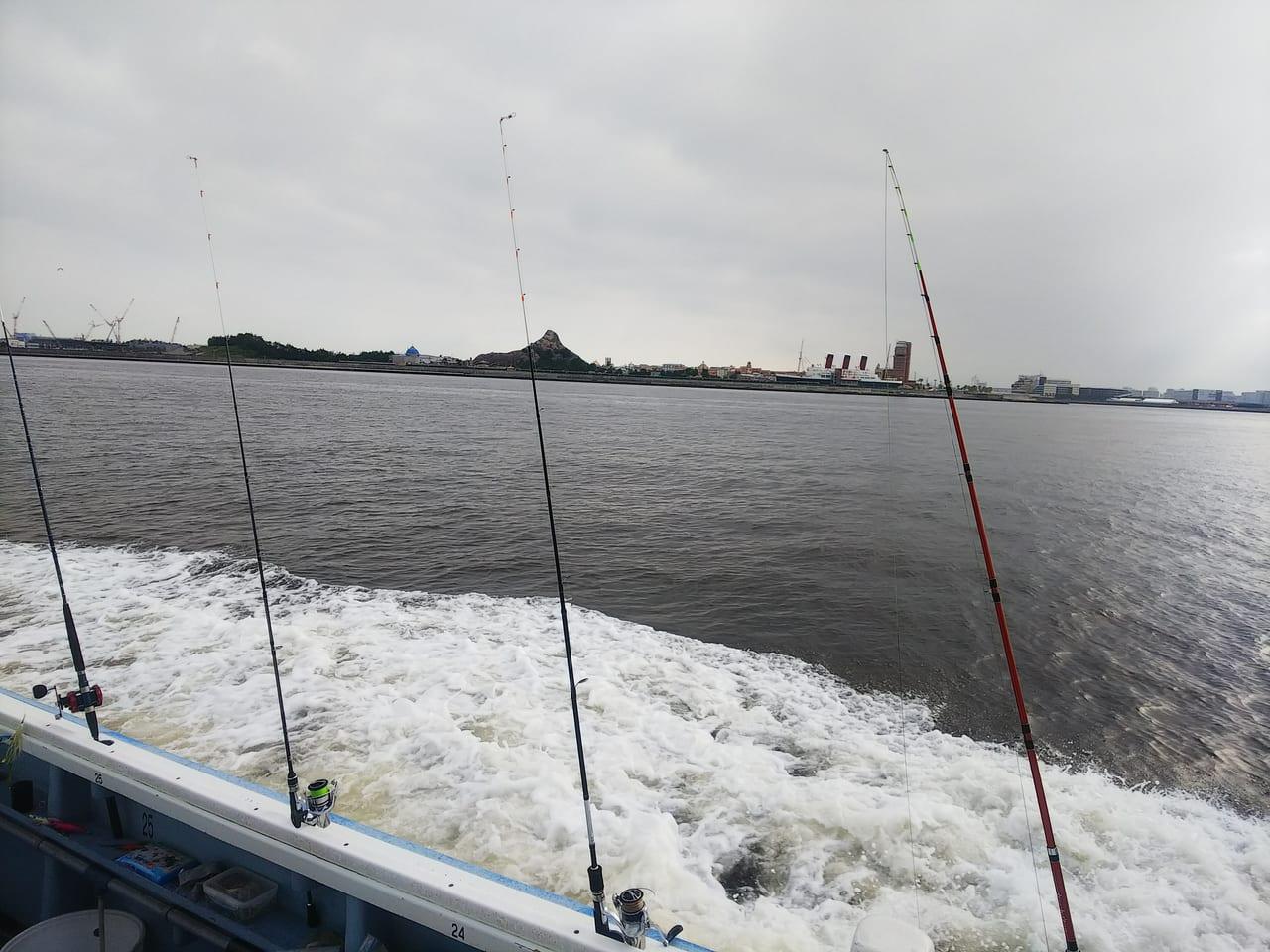 葛西臨海公園とTDLの間から出航!