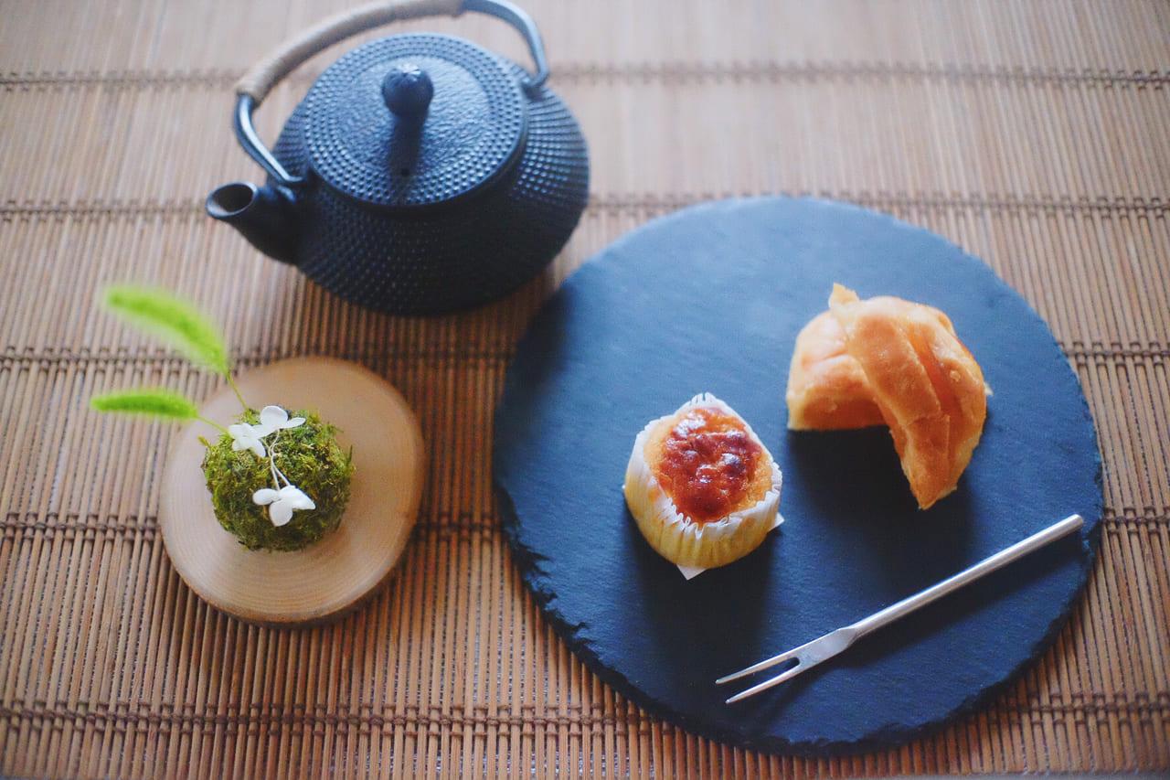 特選和菓子二種 栗とりんご