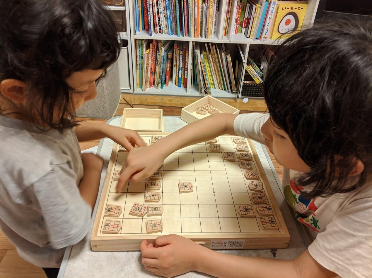 ブームに乗って将棋女子を目指して?!います。