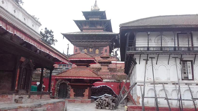 タレジュ寺院(Taleju Temple)